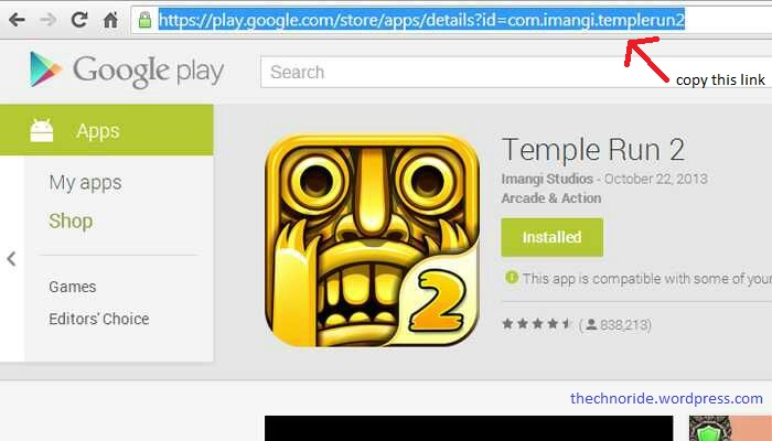 Download Play Store Apps Using Pc Thechnoride
